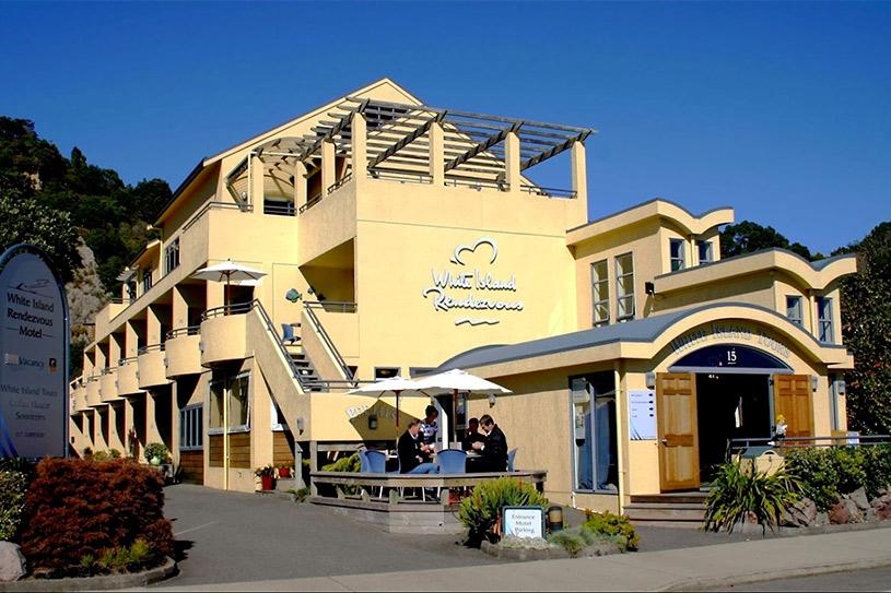 Bilder neuseeland reise for Exotische hotels