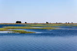 Botswana Rundreise & Safari  Landschaft am Chobe River