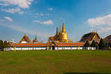Thailand Reise Classic  Der Grand Palace in Bangkok
