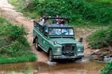 Thailand Reise Smart  Jeep-Safari in die Berge von Ko Samui